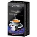 Кофе в капсулах Oysters Espresso 10 капсул