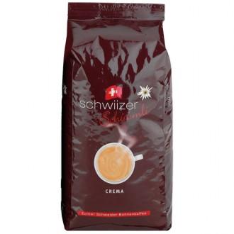 Кофе в зернах Schwiizer Crema 1 кг