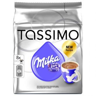 Кофе в капсулах Tassimo Milka напиток с какао