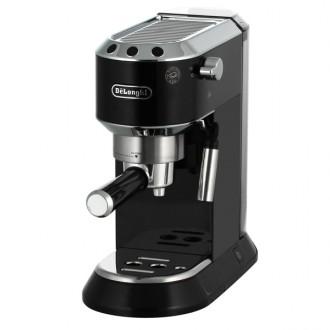 Кофеварка рожкового типа De Longhi EC680 Black