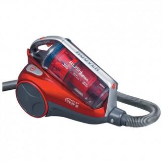 Пылесос Hoover TRE1 410 019 RUSH EXTRA Red