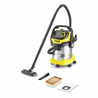 Пылесос Karcher WD 5 Premium Renovatiom Kit Silver