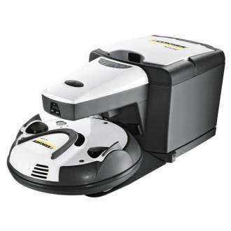 Робот-пылесос Karcher RC 4000  White/Black