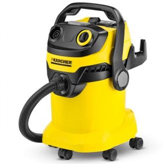 Пылесос  Karcher WD 5 Renovation Yellow