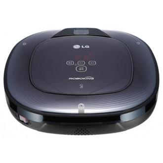 Робот-пылесос LG VR6270LVMB Black