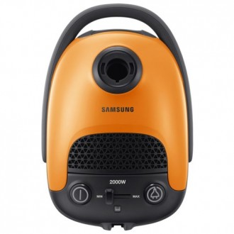 Пылесос SAMSUNG SC20F30WE Orange