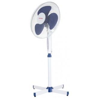 Вентилятор напольный Supra MV-2005 Wh/Blue