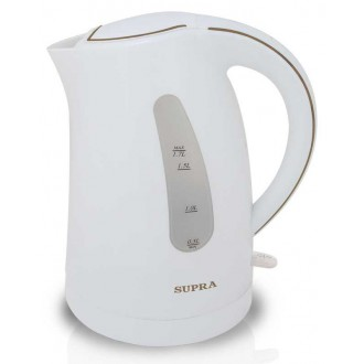 Чайник электрический SUPRA KES-1721N White