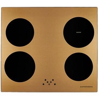 Встраиваемая индукционная панель Kuppersberg FA6IF01 Bronze