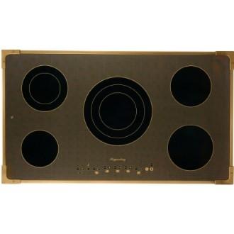Встраиваемая электрическая панель Kuppersberg FA9RC Gold