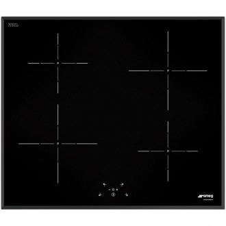 Встраиваемая индукционная панель Smeg SI5643B
