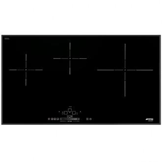 Встраиваемая индукционная панель Smeg SIH5935B