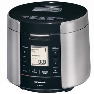 Мультиварка Panasonic SR-TMZ550 Silver/Black