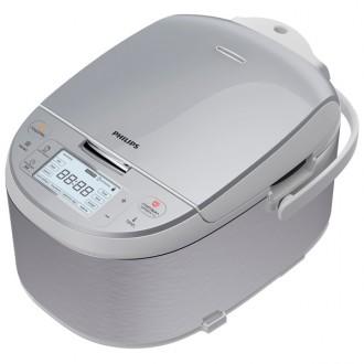 Мультиварка Philips HD3095/03 Silver/White