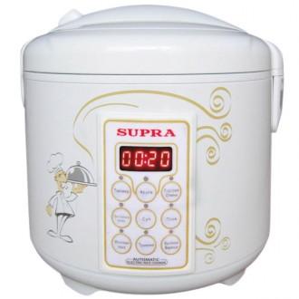 Мультиварка SUPRA MCS-4701 White