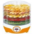 Сушка для фруктов и овощей Polaris PFD 0605D оранжевый