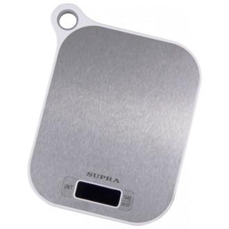 Весы кухонные SUPRA BSS-4077 White