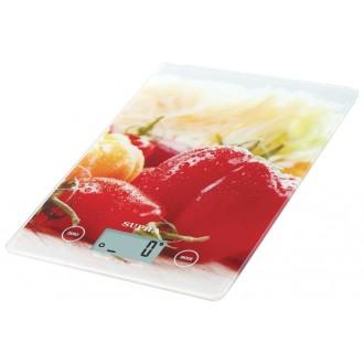 Весы кухонные SUPRA BSS-4201 Red