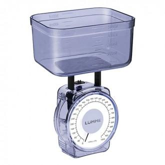 Весы кухонные Lumme LU-1301 Blue