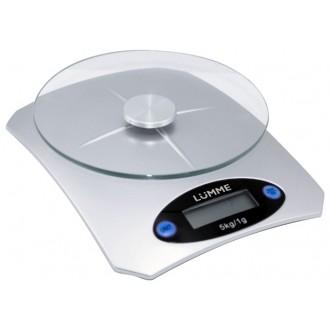 Весы кухонные Lumme LU-1319 Silver