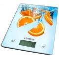 Весы кухонные Lumme LU-1340 Апельсин