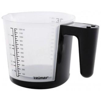 Весы кухонные ZELMER ZKS14500 Black