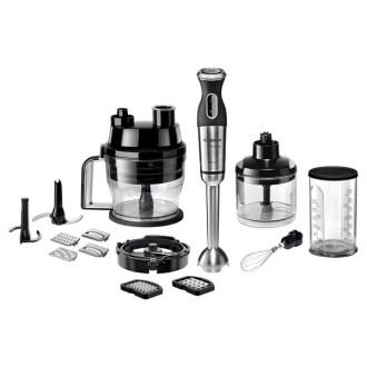 Блендер Bosch MSM 881X2 Black
