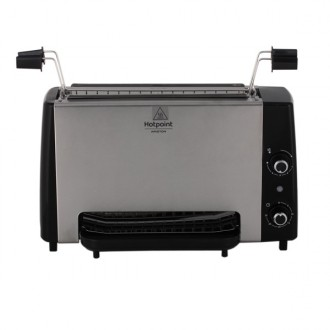 Электрогриль Hotpoint-Ariston VG 120 GHX0 Silver