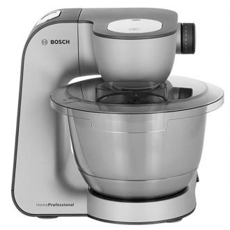 Кухонная машина Bosch HomeProfessional MUM59343 Silver