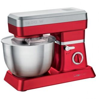 Кухонная машина Clatronic KM 3630 Red