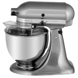 Кухонная машина KitchenAid 5KSM175PSENK Brushed Nickel