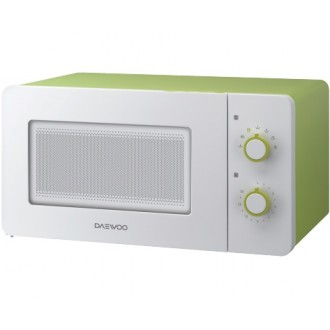 Микроволновая печь Daewoo Electronics KOR-5A17G White/green