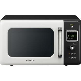 Микроволновая печь Daewoo Electronics KOR-6LBRWB White/Black
