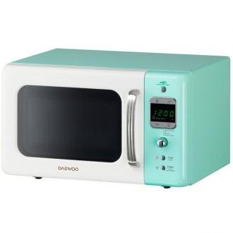 Микроволновая печь Daewoo Electronics KOR-6LBRWM White