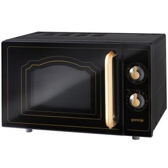 Микроволновая печь Gorenje MO4250CLB Black