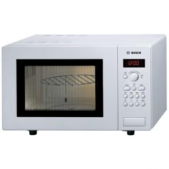 Микроволновая печь Bosch HMT75G421 White