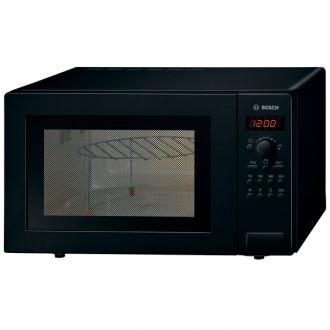 Микроволновая печь Bosch HMT84G461R Black