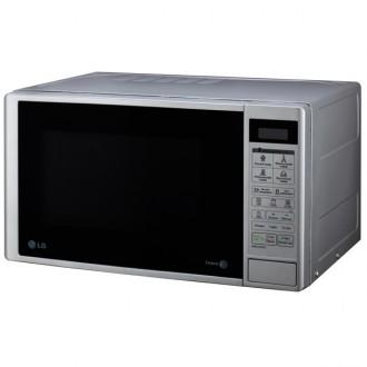 Микроволновая печь LG MB-4042DSY Silver