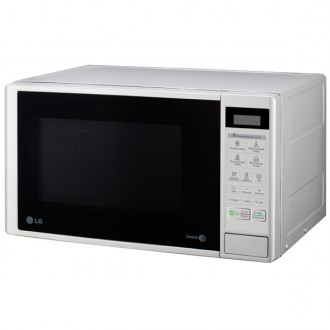 Микроволновая печь LG MS20M43DS White