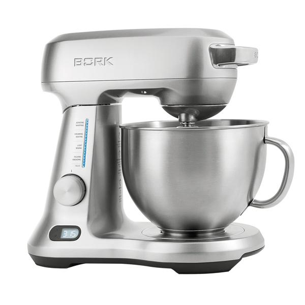 Bork Миксер Bork E800  Silver