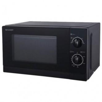 Микроволновая печь Sharp R-2100RK Black