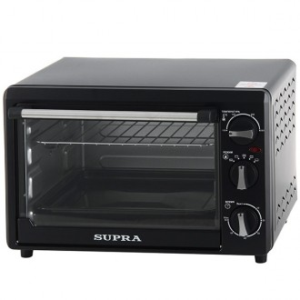 Мини-печь Supra MTS-2001B Black