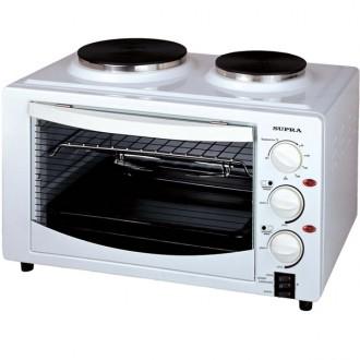 Мини-печь Supra MTS-302 White