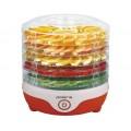 Сушилка для овощей и фруктов Polaris PFD 0305 Red