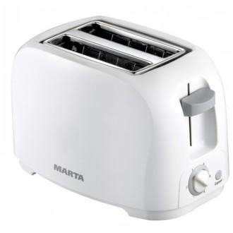 Тостер Marta MT-1708 White