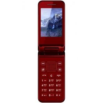 Телефон VERTEX S106  Red