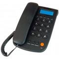 Проводной телефон SUPRA STL-420 Black