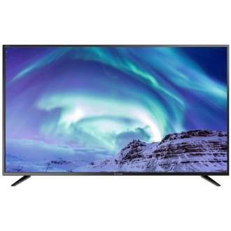 Телевизор Sharp LC-49CUG8052E Black