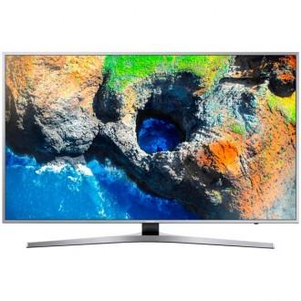 Телевизор Samsung UE40MU6400U  Silver