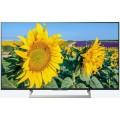 Телевизор Sony KD-49XF8096 Silver